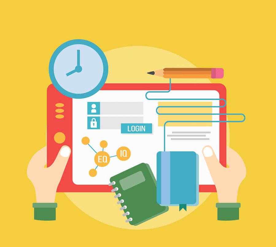Lưu ý quan trọng khi Thiết kế website dạy học trực tuyến