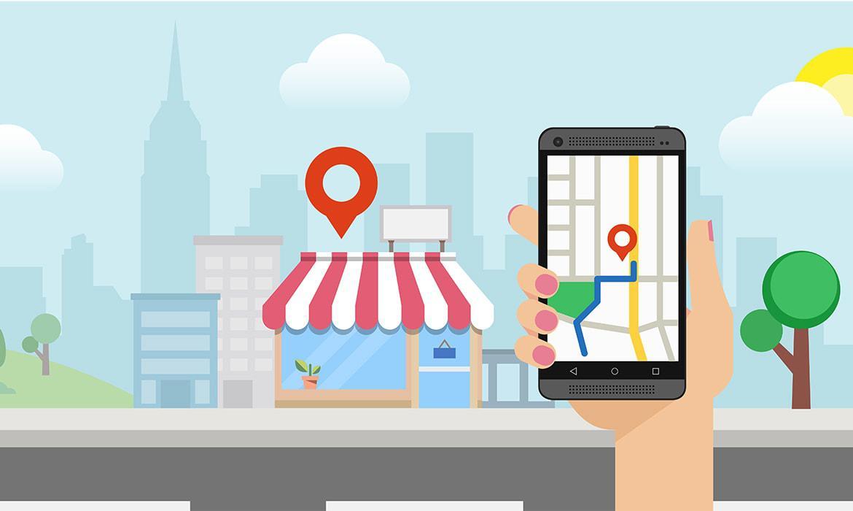 ApolloTech Google map marketing