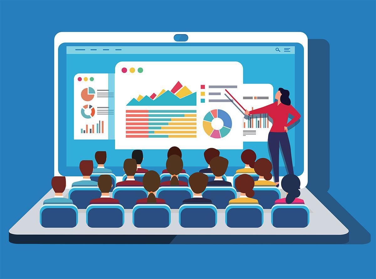 Thiết kế web dạy học trực tuyến 2